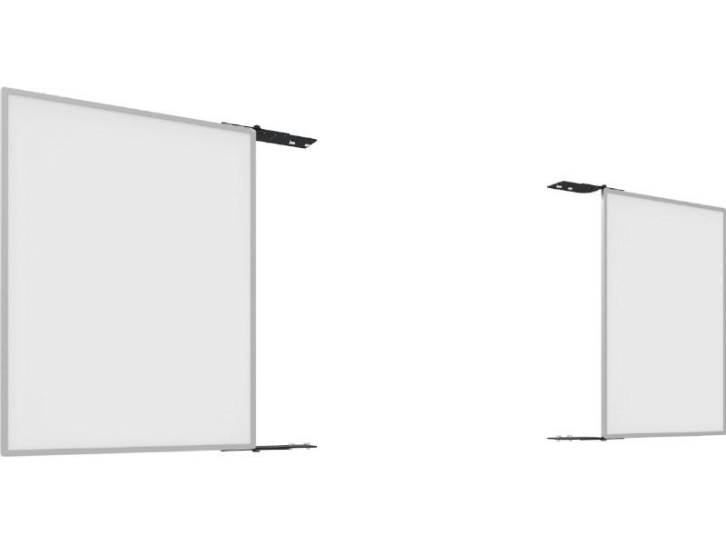 Smartmetals Zubehör Lackierte Whiteboards Für Iwb Bodenlifte 101zoll