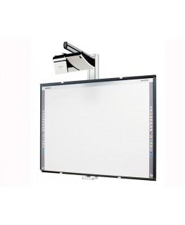 beamer whiteboard halterung projektoren whiteboard halterung online kaufen short throw. Black Bedroom Furniture Sets. Home Design Ideas